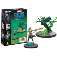 Marvel: Crisis Protocol - Loki and Hela Character Pack Thumb Nail