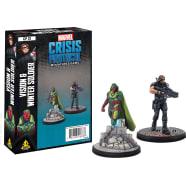 Marvel: Crisis Protocol - Vision and Winter Soldier Character Pack Thumb Nail