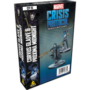 Marvel: Crisis Protocol - Corvus Glaive and Proxima Midnight Character Pack Thumb Nail