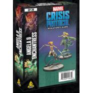 Marvel: Crisis Protocol - Angela & Enchantress Character Pack Thumb Nail
