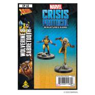 Marvel: Crisis Protocol - Wolverine & Sabretooth Character Pack Thumb Nail