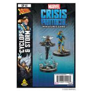 Marvel: Crisis Protocol - Cyclops & Storm Character Pack Thumb Nail