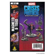 Marvel: Crisis Protocol - Magneto & Toad Character Pack Thumb Nail