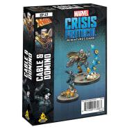 Marvel: Crisis Protocol - Cable and Domino Character Pack Thumb Nail