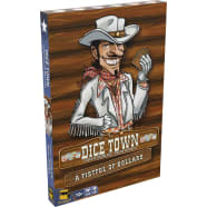 Dice Town: A Fistful of Dollars Expansion Thumb Nail