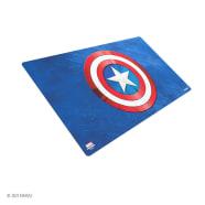 Marvel Champions: Captain America Game Mat Thumb Nail
