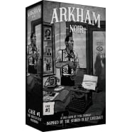 Arkham Noir: Case 1 - The Witch Cult Murders Thumb Nail