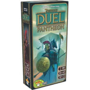 7 Wonders Duel: Pantheon Expansion Thumb Nail