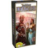 7 Wonders: Leaders Expansion Thumb Nail