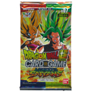 Dragon Ball Super TCG - Assault of the Saiyans - Booster Pack Thumb Nail