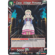 Coco, Village Princess Thumb Nail