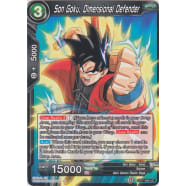 Son Goku, Dimensional Defender Thumb Nail
