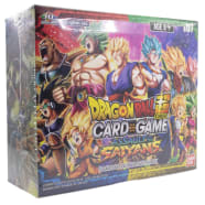 Dragon Ball Super TCG - Assault of the Saiyans - Booster Box Thumb Nail