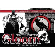 Gloom Card Game (Second Edition) Thumb Nail