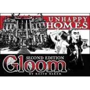 Gloom: Unhappy Homes Expansion (Second Edition) Thumb Nail