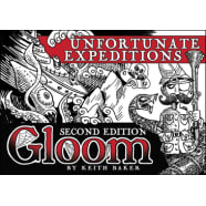 Gloom: Unfortunate Expeditions Expansion (Second Edition) Thumb Nail