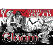 Gloom: Unquiet Dead Expansion (Second Edition) Thumb Nail