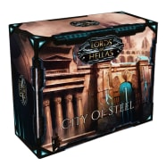 Lords of Hellas: City of Steel - 6th Player Expansion Thumb Nail