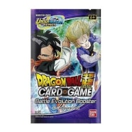 Dragon Ball Super TCG - Battle Evolution - Booster Pack Thumb Nail