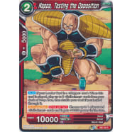 Nappa, Testing the Opposition Thumb Nail