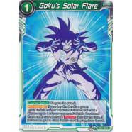 Goku's Solar Flare Thumb Nail