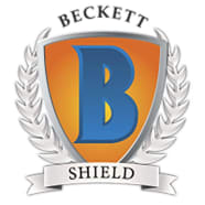 Beckett Shield Toploader- Clear (25) Thumb Nail