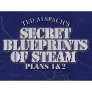 Age of Steam Expansion: Secret Blueprints of Steam Plans 1 & 2 Thumb Nail