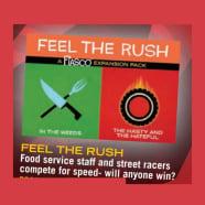 Fiasco: Feel The Rush Expansion Pack Thumb Nail