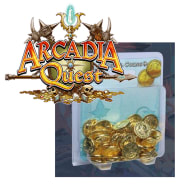 Arcadia Quest: Metal Coin Pack Thumb Nail