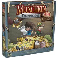 Munchkin Dungeon: Side Quest Expansion Thumb Nail