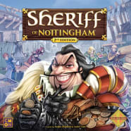 Sheriff of Nottingham: 2nd Edition Thumb Nail