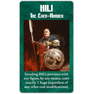 Blood Rage: Hili - The Even-Handed Promo Thumb Nail