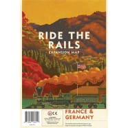 Ride the Rails: France & Germany Expansion Thumb Nail