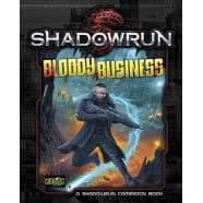Shadowrun 5th Edition Bloody Business Thumb Nail