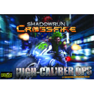 Shadowrun Crossfire: Mission Expansion Pack 1: High Caliber Ops Thumb Nail