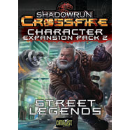 Shadowrun Crossfire: Character Expansion Pack 2: Street Legends Thumb Nail