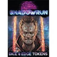 Shadowrun 6th Edition: Dice & Edge Tokens Thumb Nail