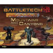 BattleTech: HexPack: Mountains & Canyons Thumb Nail