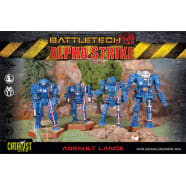 BattleTech: Alpha Strike: Assault Lance Pack Thumb Nail