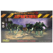 BattleTech: Alpha Strike: Command Lance Pack Thumb Nail