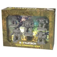 BattleTech: Clan Command Star Force Pack Thumb Nail