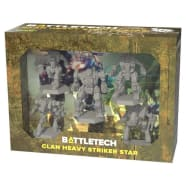 BattleTech: Clan Heavy Striker Star Force Pack Thumb Nail