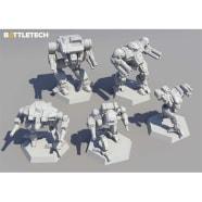 BattleTech: Clan Fire Star Thumb Nail