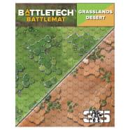 BattleTech: Battle Mat - Grasslands Desert Thumb Nail