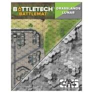 BattleTech: Battle Mat - Grasslands Lunar Thumb Nail