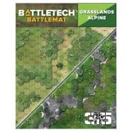 BattleTech: Battle Mat - Grasslands Alpine Thumb Nail