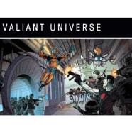 Valiant Universe: The Deckbuilding Game Thumb Nail