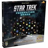 Star Trek: Catan Federation Space Map Set Thumb Nail