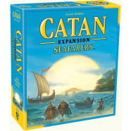 Catan: Seafarers Expansion 5th Edition Thumb Nail