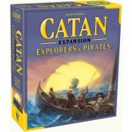 Catan: Explorers & Pirates Expansion 5th Edition Thumb Nail